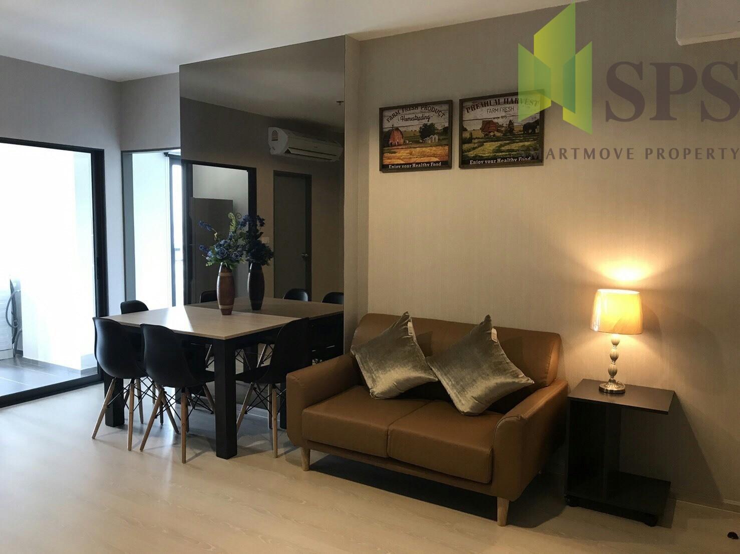 For Rent condo 3 beds Ideo Sukhumvit 115 (SPS-GC202)