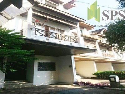 For Rent Town Home 4 beds Soi On Nut 21/1 ให้เช่า ทาวน์โฮม อ่อนนุช21/1 (SPS Ann267)