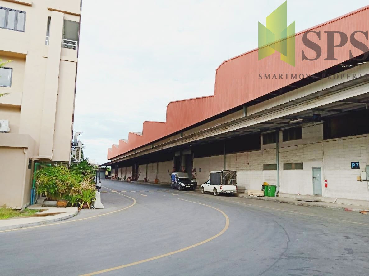 Warehouse for Rent at Samrong , Samutprakarn (SPS –PPW073)