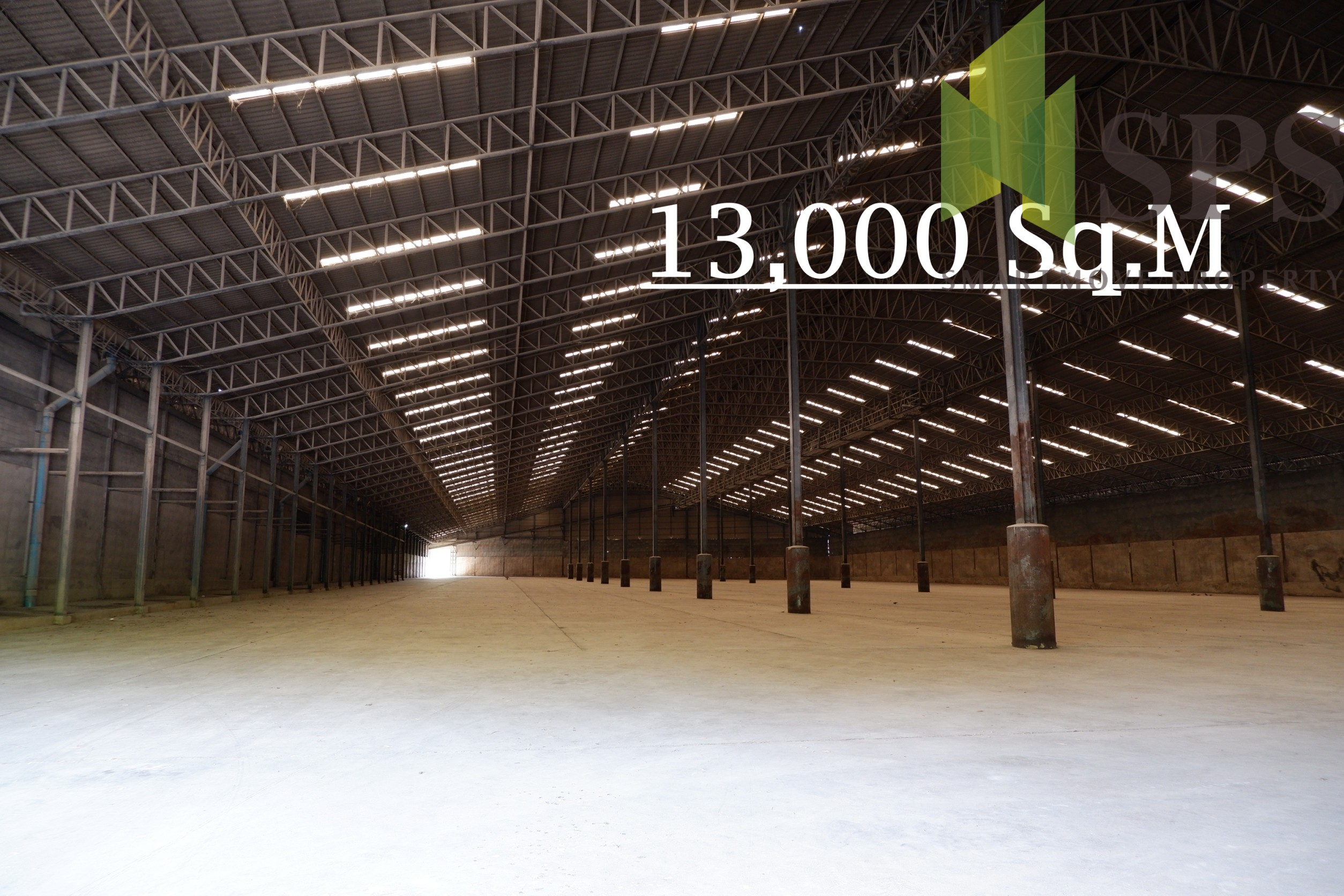 For Rent Warehouse Chonburi (SPS-GW219)