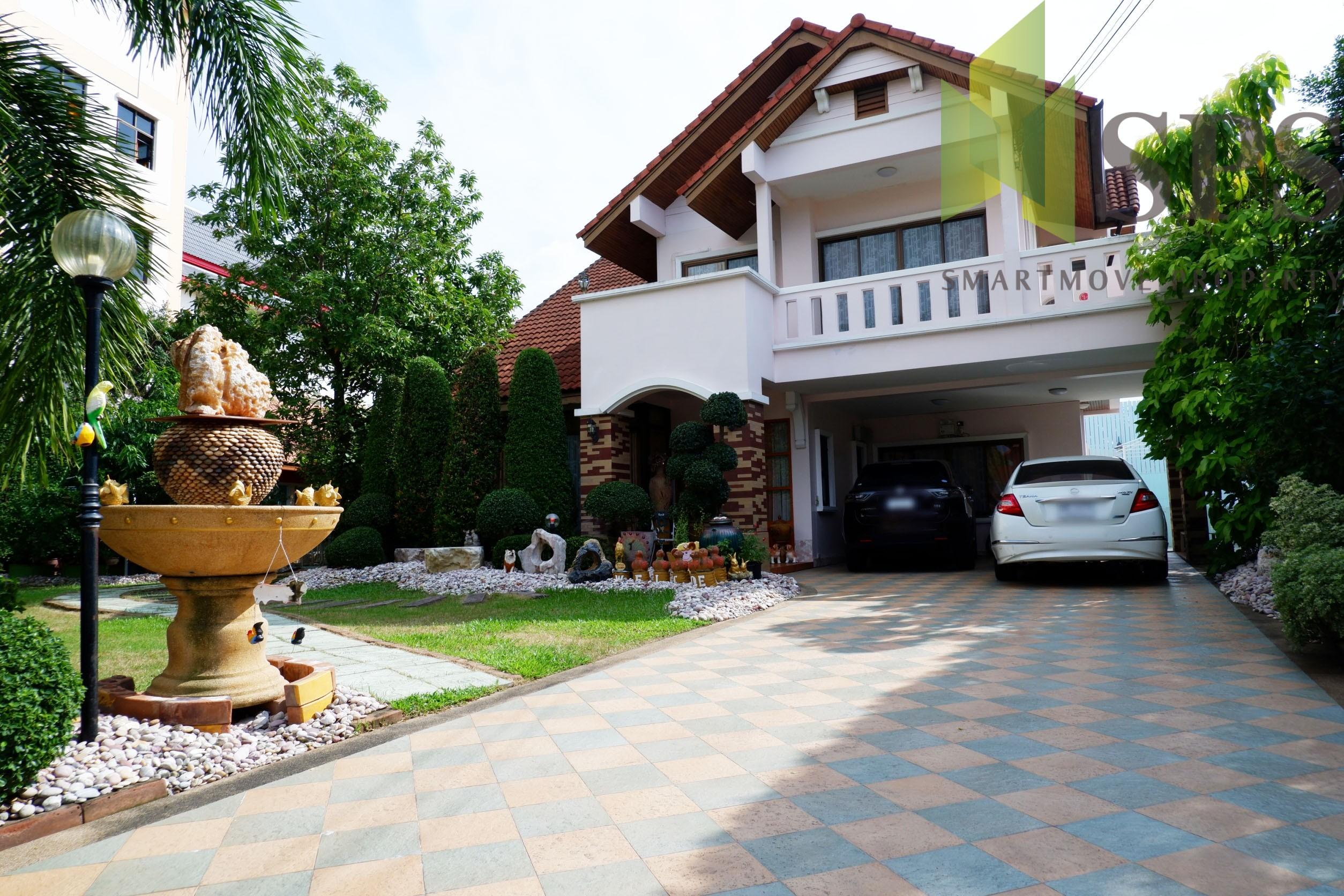 For SALE Sriphong Village Bang Na (บ้านศรีพงษ์3) (SPS-GH221)