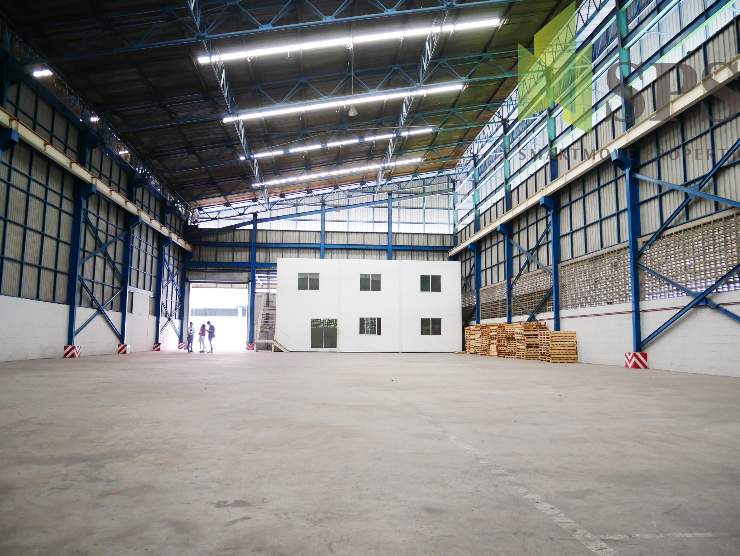 Warehouse for Rent at Samrong , Samutprakarn (SPS –W072)