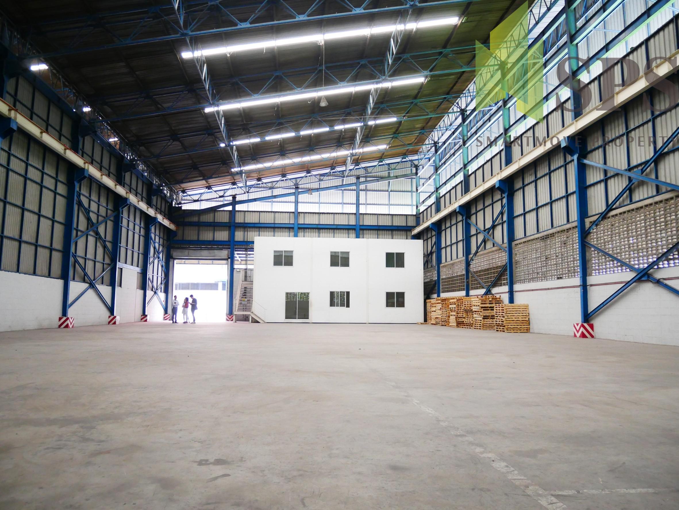 Warehouse for Rent at Samrong , Samutprakarn (SPS –PPW072)