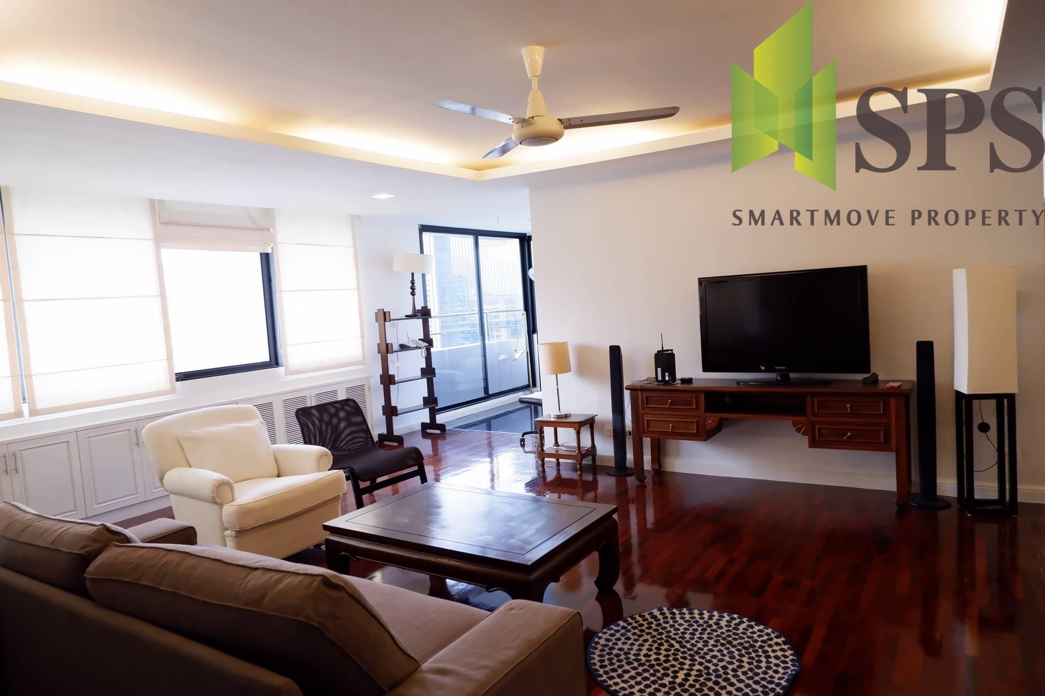 Sukhumvit Casa Condo 3 beds For SALE Asok BTS ( SPSP36)