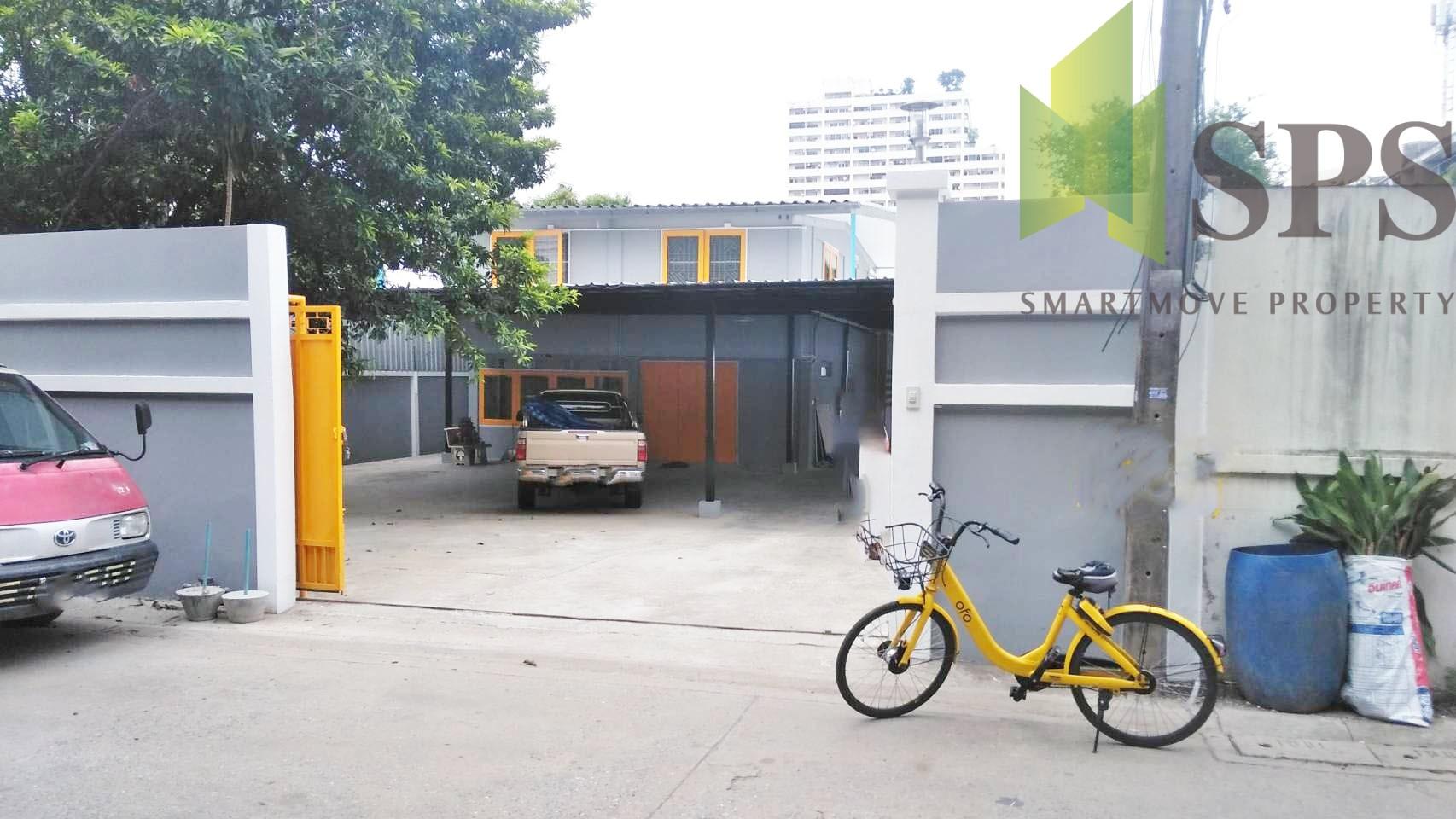 For Rent Home Office ให้เช่าโฮมออฟฟิศ หมู่บ้านมิตรภาพ ศรีนครินทร์ 38 (SPS Ann299)