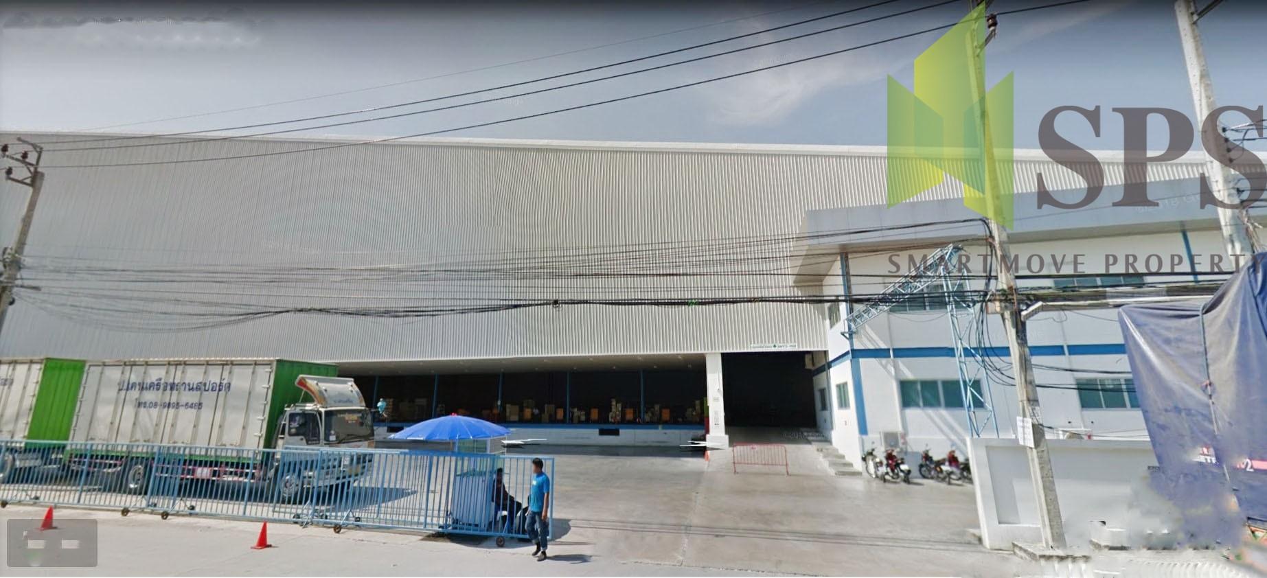 Warehouse for Rent / โกดังให้เช่าบางนาตราด(SPS-PPW086)