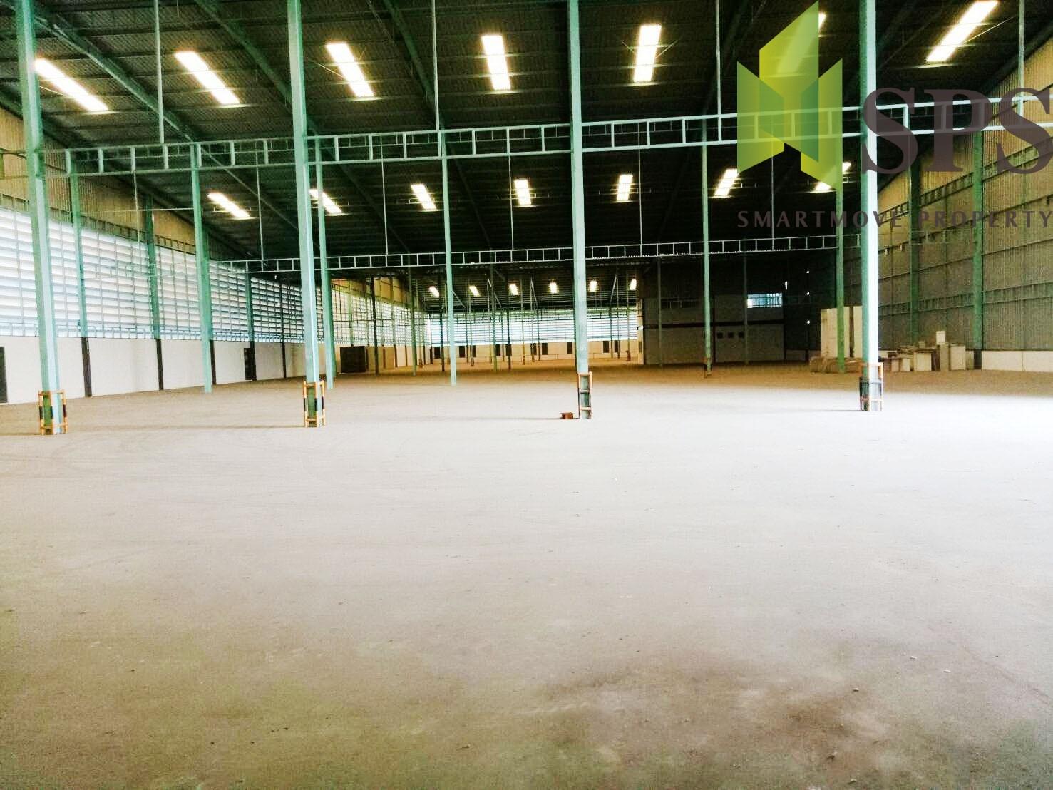 Warehouse for Rent / โกดังให้เช่าแพรกษา(SPS-PPW085)