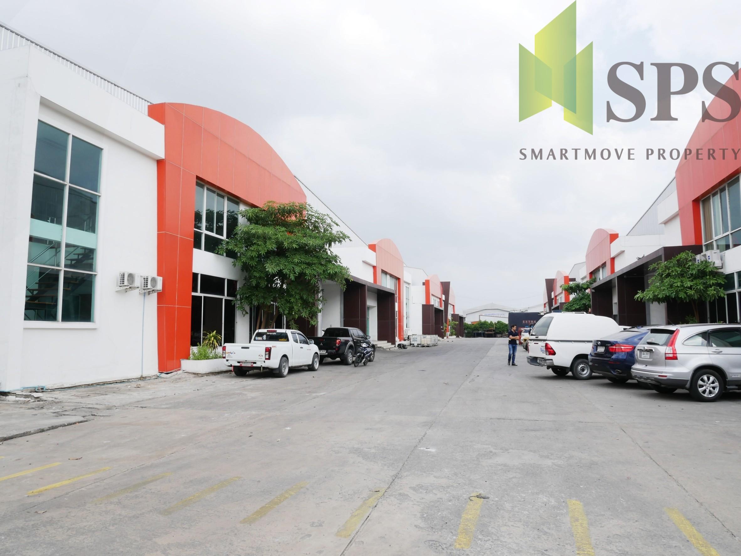 Warehouse for Rent / โกดังให้เช่าบางนาตราด(SPS-PPW087)