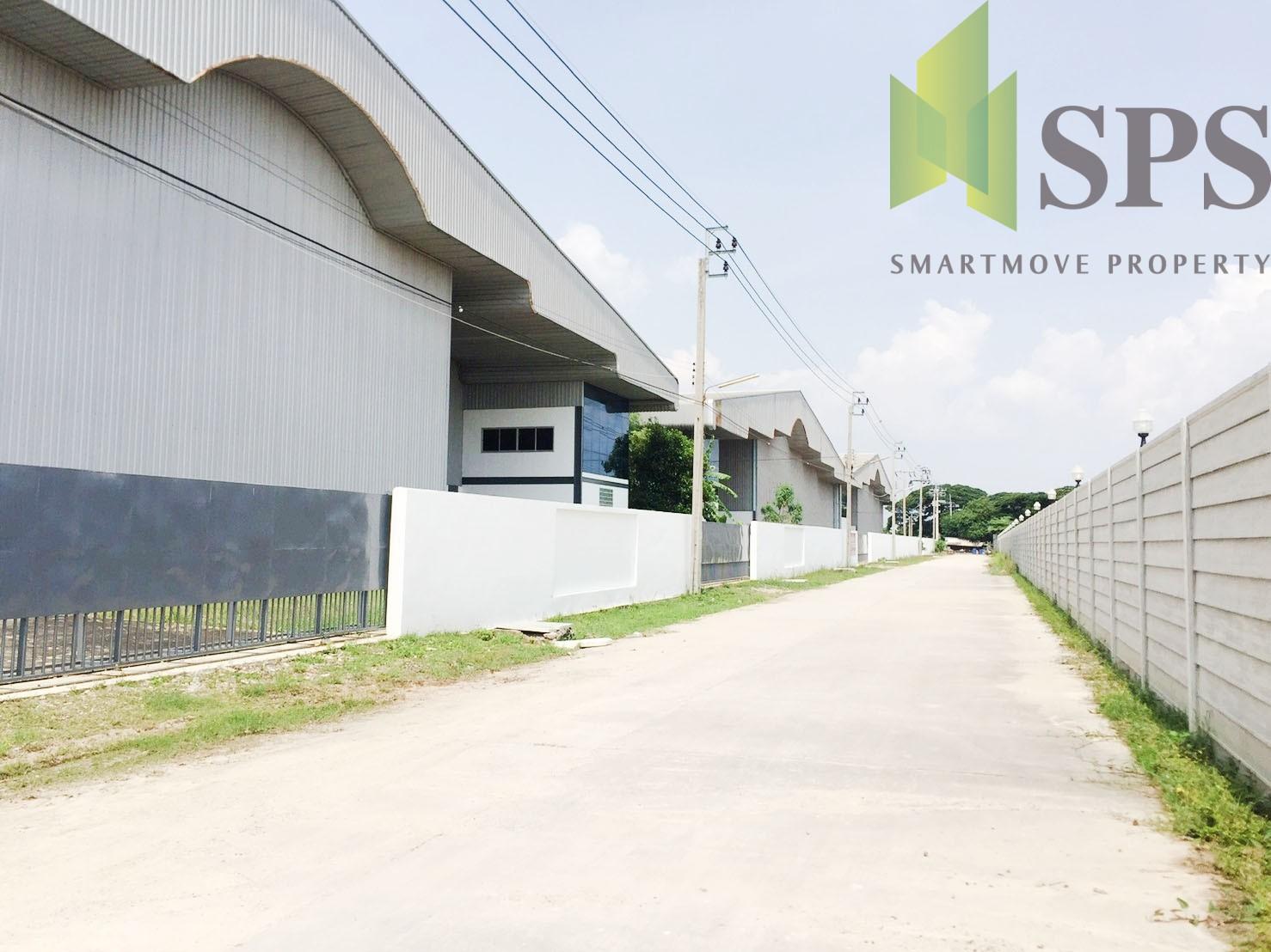 Warehouse for Rent / โกดังให้เช่าแพรกษา(SPS-PPW084)