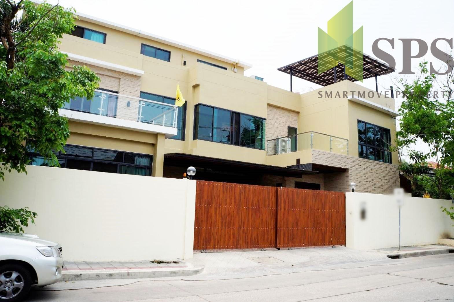 For Sale Single House Sukhumvit71 (SPS-GH230)