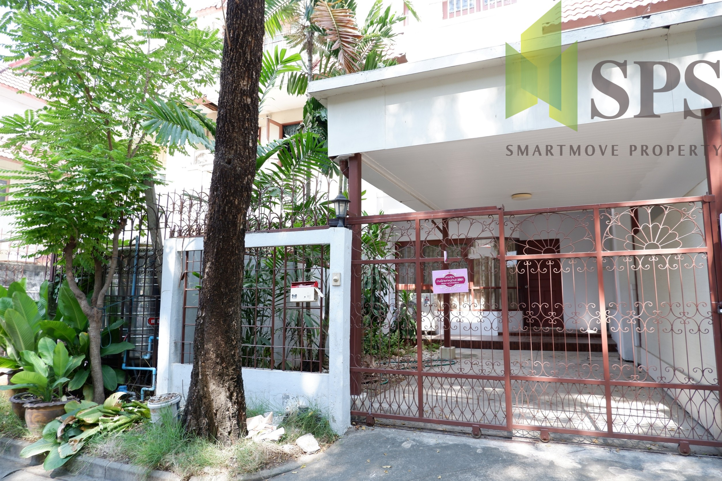 Lat Dao Village Townhouse FOR RENT (SPS-GH226)