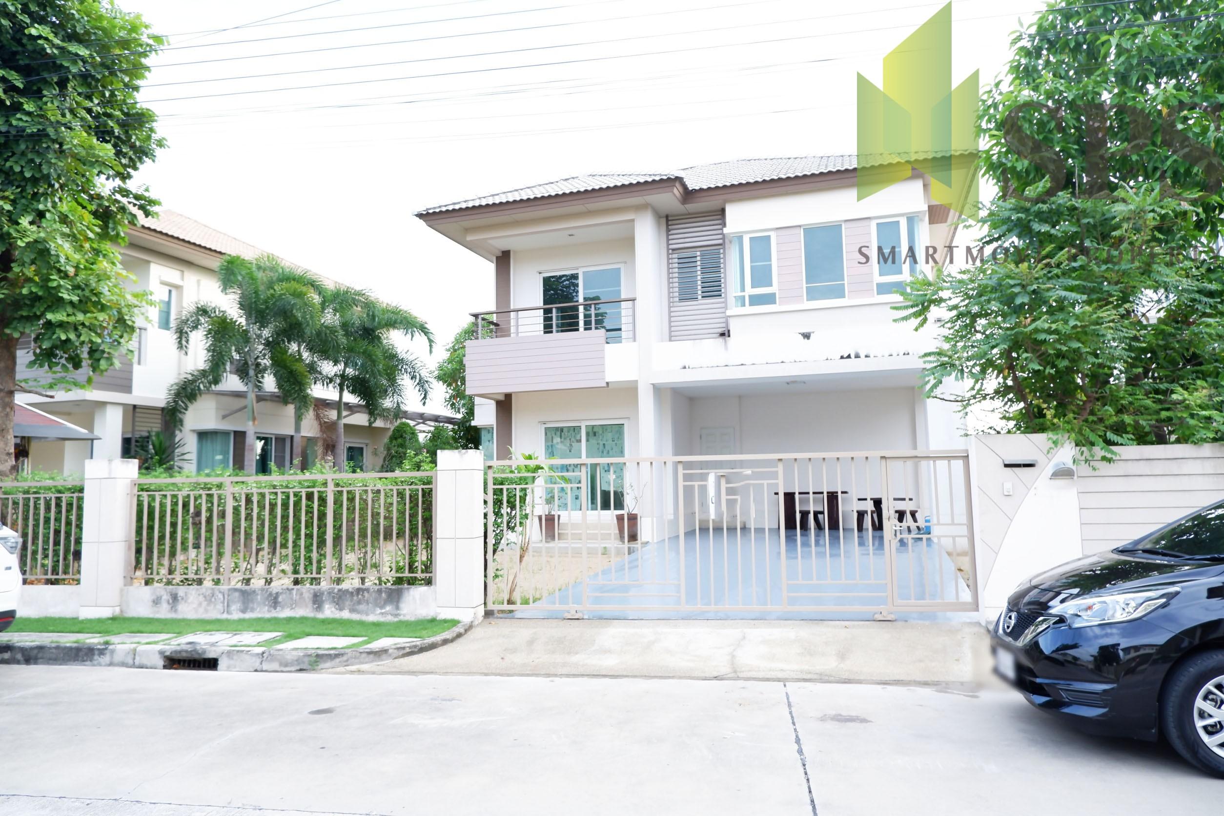 For Sale Single House Burasiri Onnut-Bangnai (SPS-GH232)