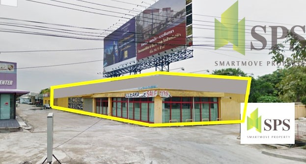 FOR RENT RARE Warehouse/Showroom!!! in Kaset-Nawamin โกดังและโชว์รูมให้เช่าในเขตเกษตรนวมินทร์ (SPSCS071)