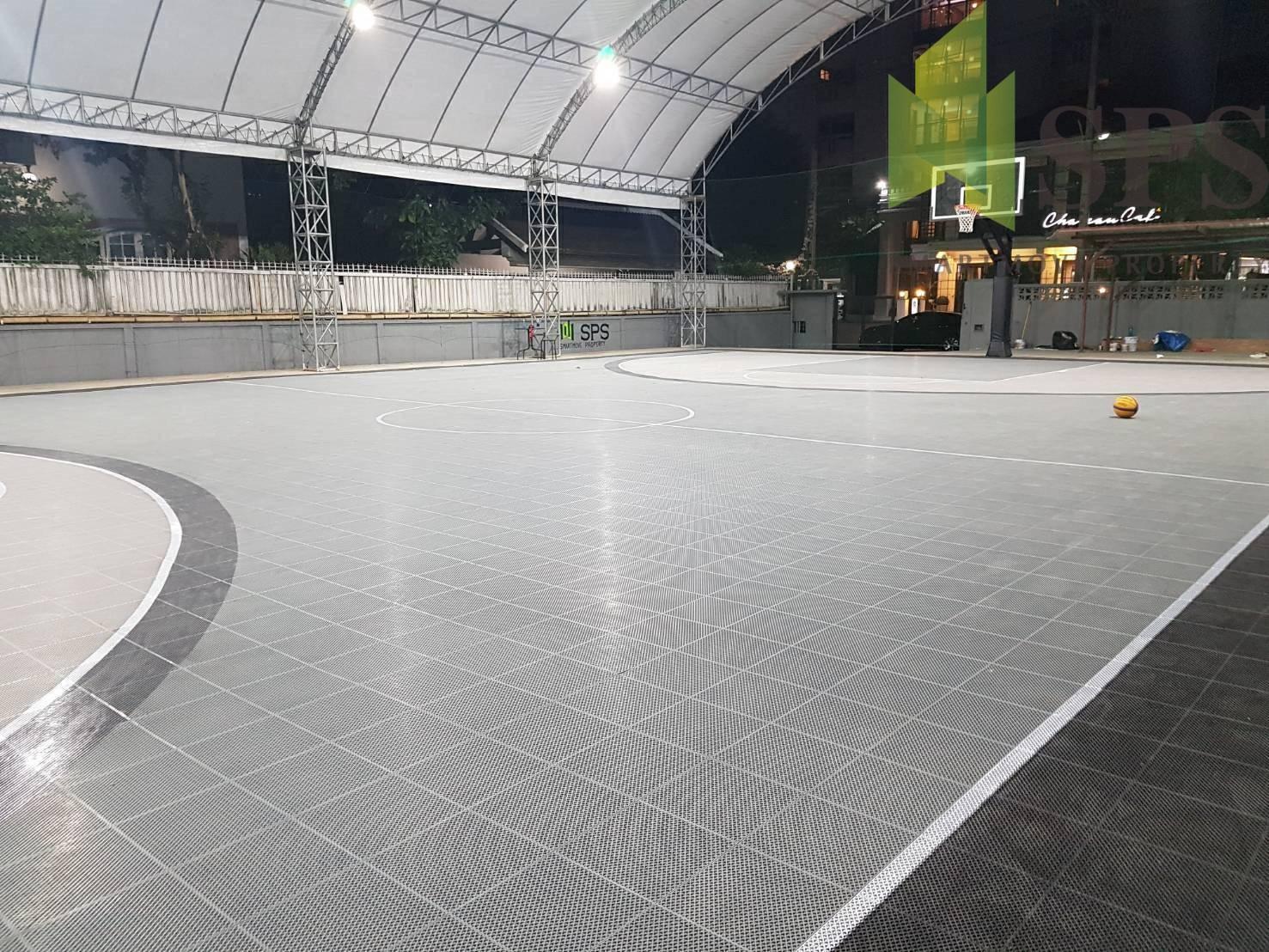 FOR RENT Basketball Court in Sukhumvit 56(Mr.Cadbury)