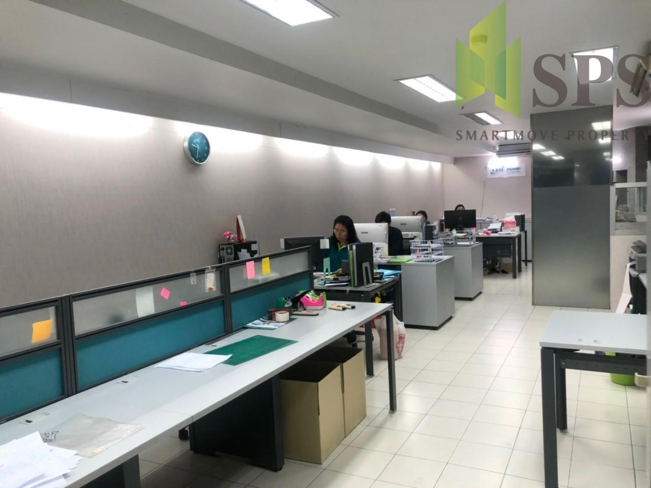 พื้นที่สำนักงานออฟฟิตให้เช่าพระราม 3 /Offices for rent Rama 3 (SPS-W096)