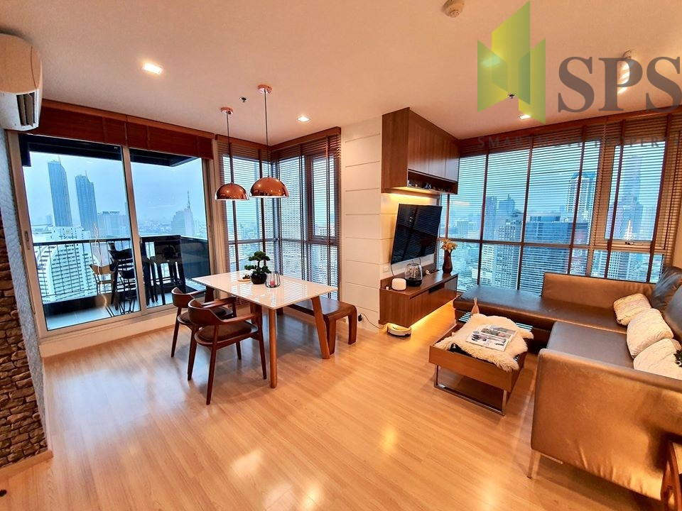 Rhythm Sathorn condominium (SPS-GC246)