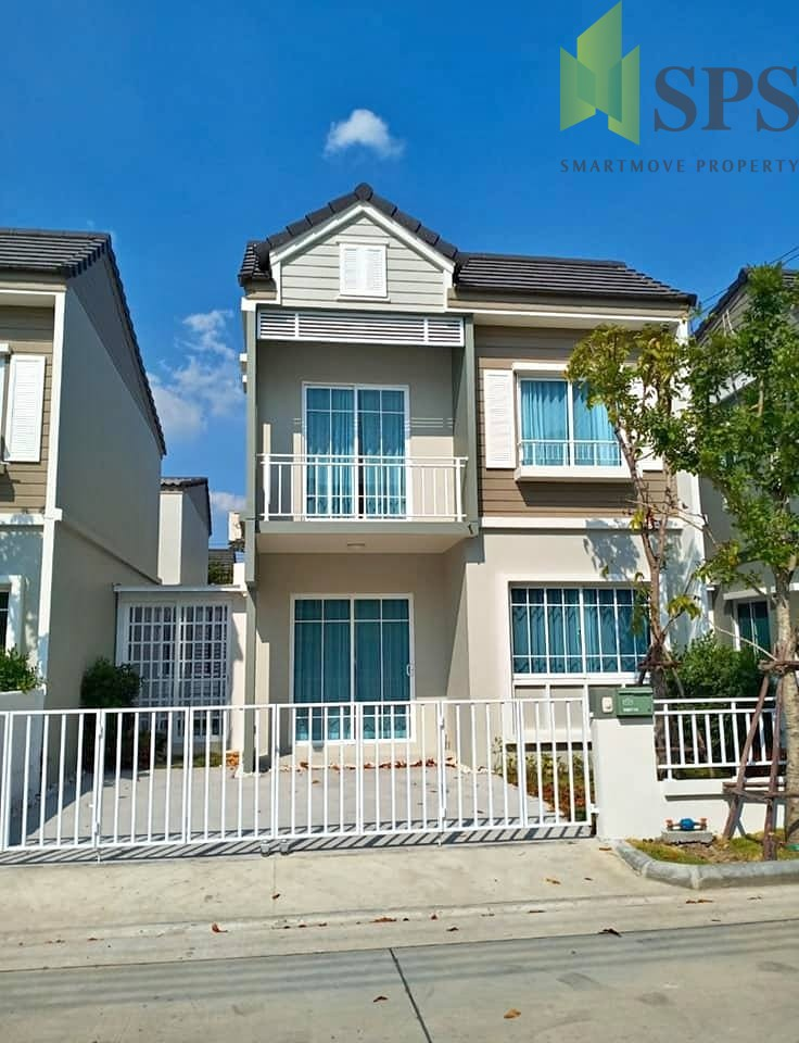 The Village3 Bangna  3Beds Townhome For Rent (SPS-GH281)