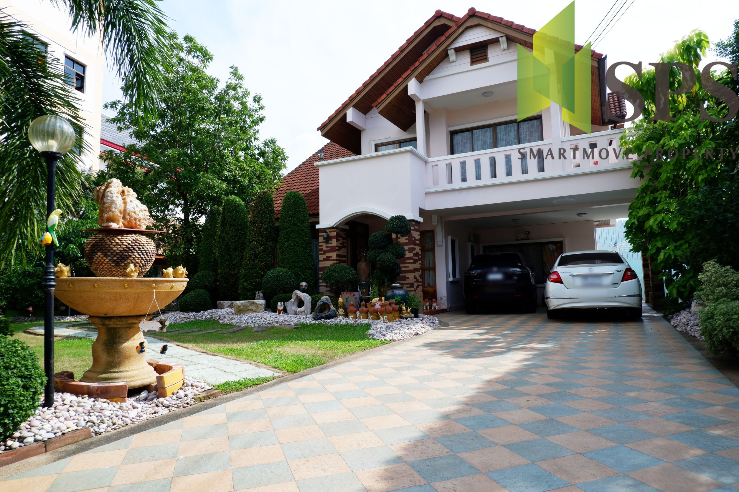For Sale Single House Sriphong (บ้านศรีพงษ์3) 4 beds 200 Sq.w(SPS-GH221)