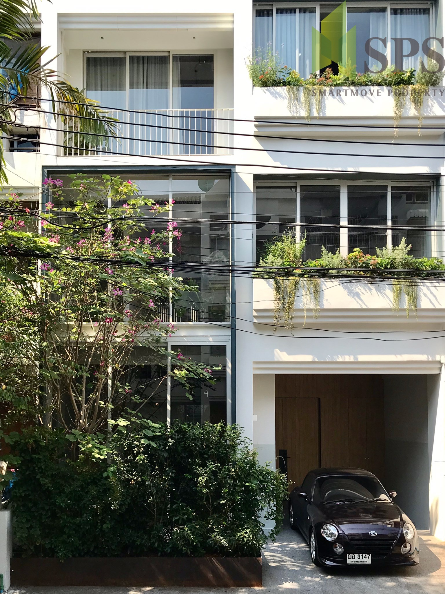 For Sale Townhouse 4 Storey in Sukhumvit 49/6 (Property ID:SPS-PP136)