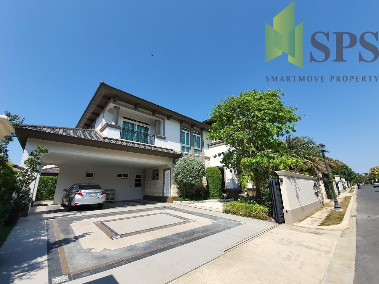 SALE NANTAWAN BANGNA KM.7 Luxury House ขายบ้านหรูโครงการนันวัน บางนา กม.7 ( SPSEVE-H679 )