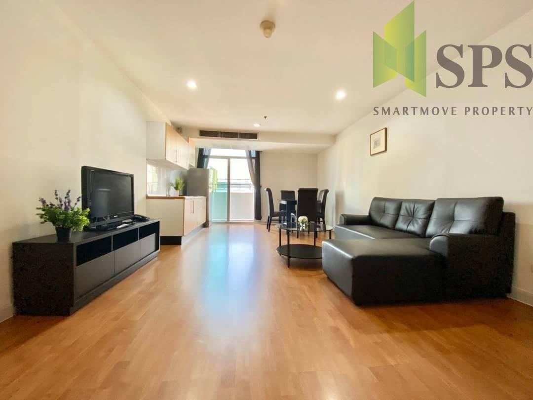 FOR RENT Service Apartment The Capital Sukhumvit 30/1 BTS.PhrompongPet Friendly (SPSN506)
