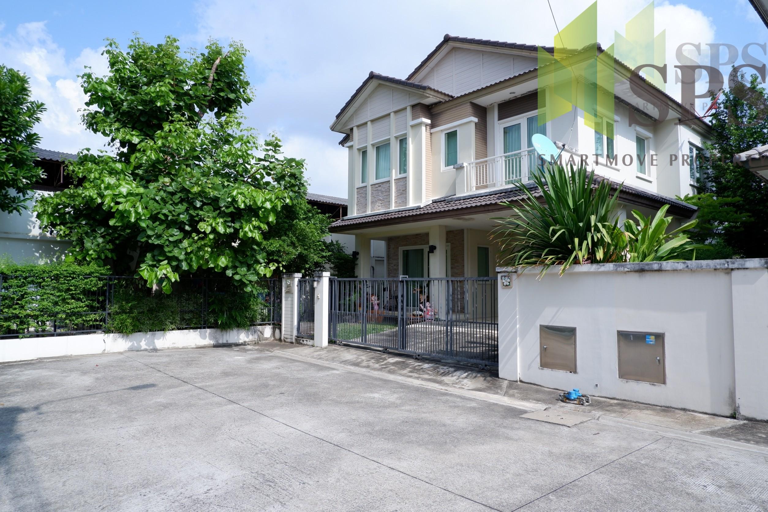 Single House Mantana Bangna (SPS-GH22)
