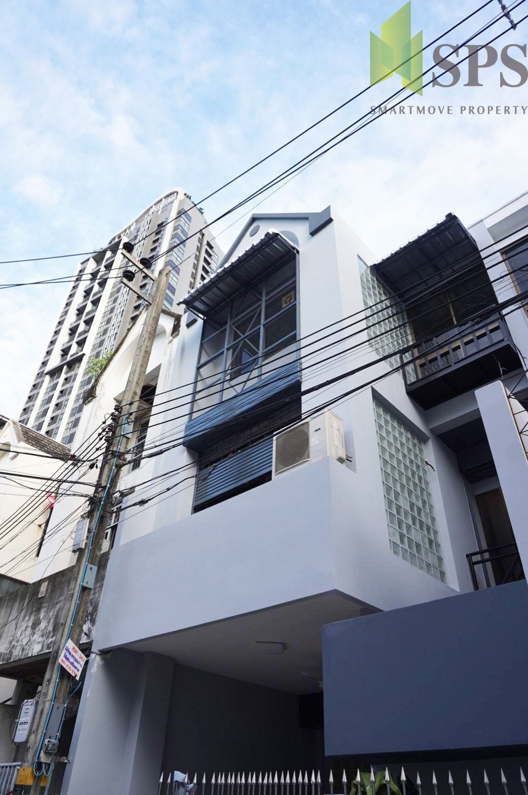 Townhome Phrakanong BTS (SPS-GH358)