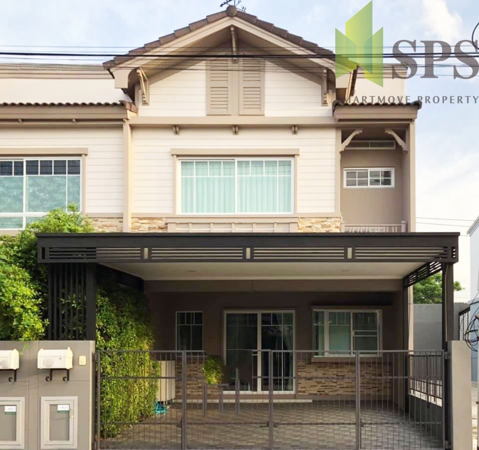 Townhouse Indy3 บางนากม.7 Sale with Tenant (SPS-GH400)