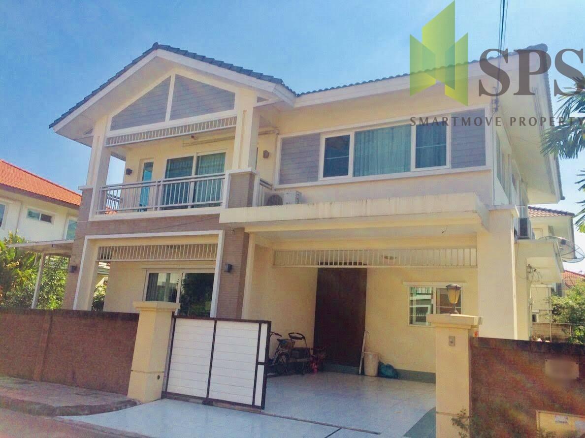 Casa Ville Bangna-Suvarnabhumi Village (SPS-GH392)