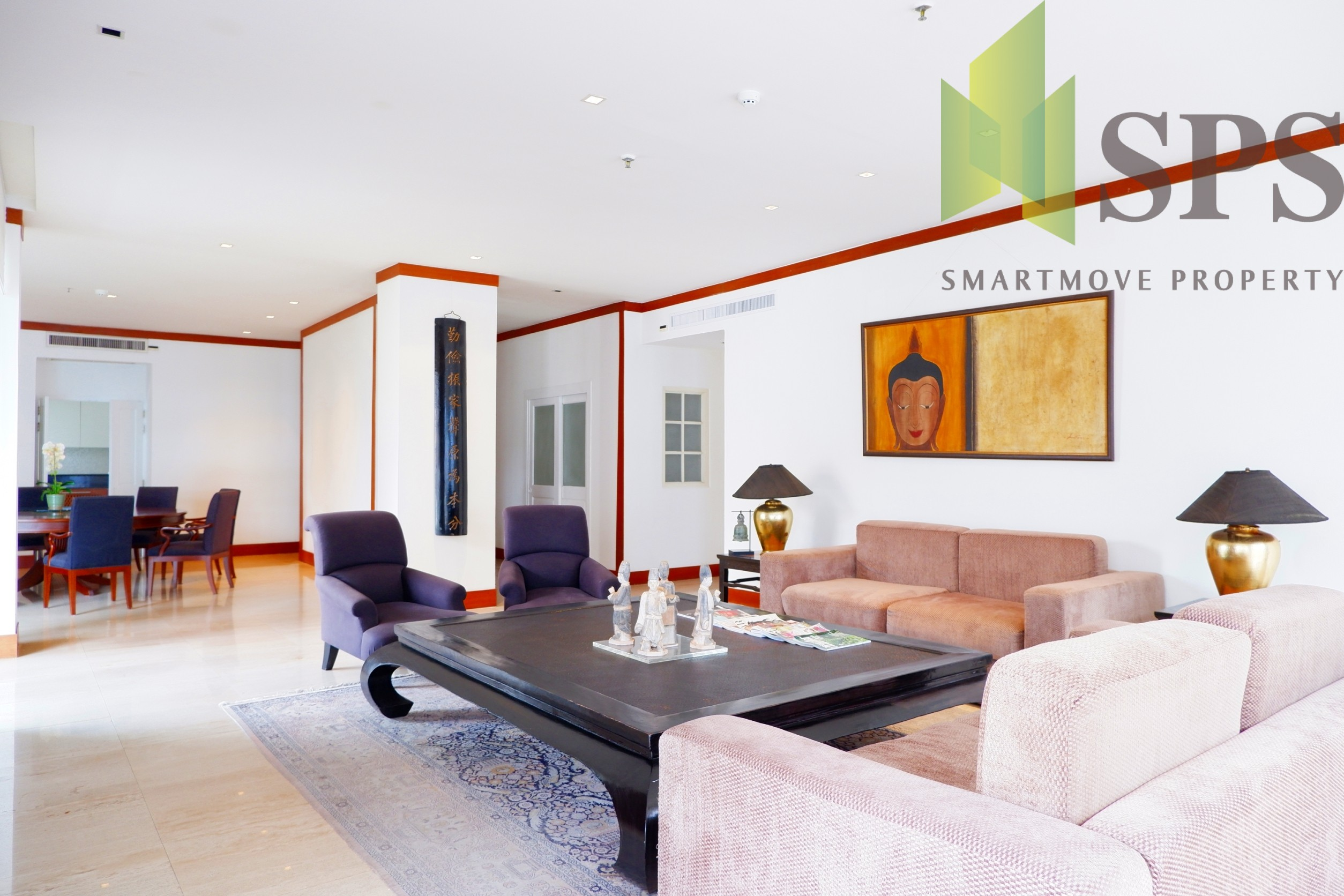 Pimarn Mansion Sathorn Soi 7 (SPS-GC381)