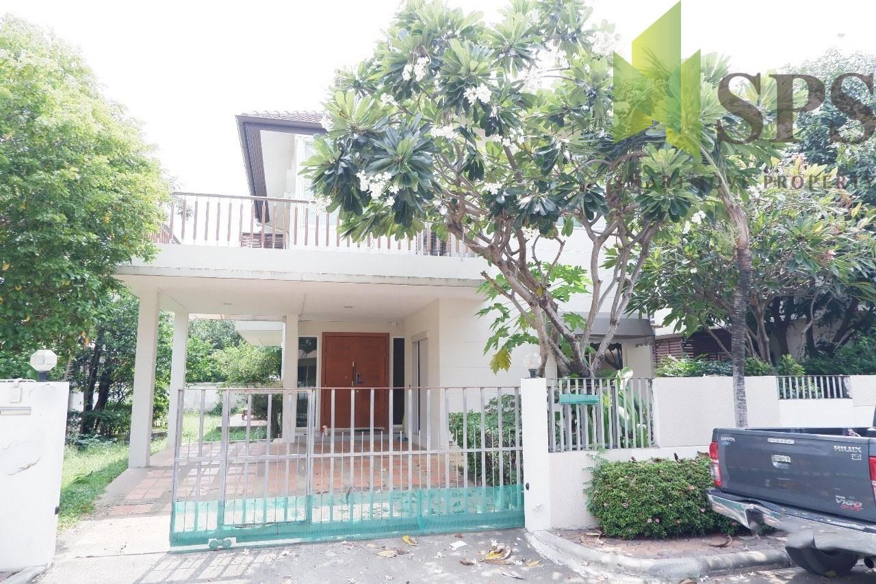 For Rent Single House Villa Arcadia ให้เช่า บ้านเดี่ยว หมู่บ้านวิลล่า อะคาเดีย ศรีนครินทร์ (Property ID: SPS-PA175)