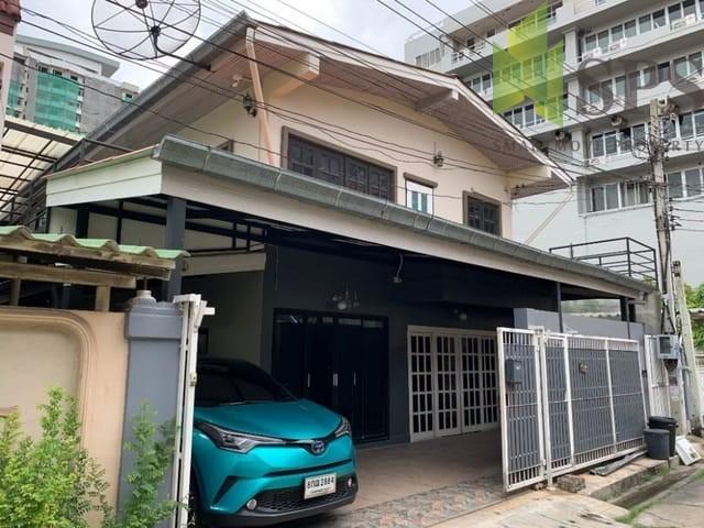 For Rent/Sale ให้เช่าหรือขาย บ้าน 2 หลัง/โฮมออฟฟิส ในย่านธุรกิจ ลาดพร้าวซอย 1 (Property ID: SPS-PA177)