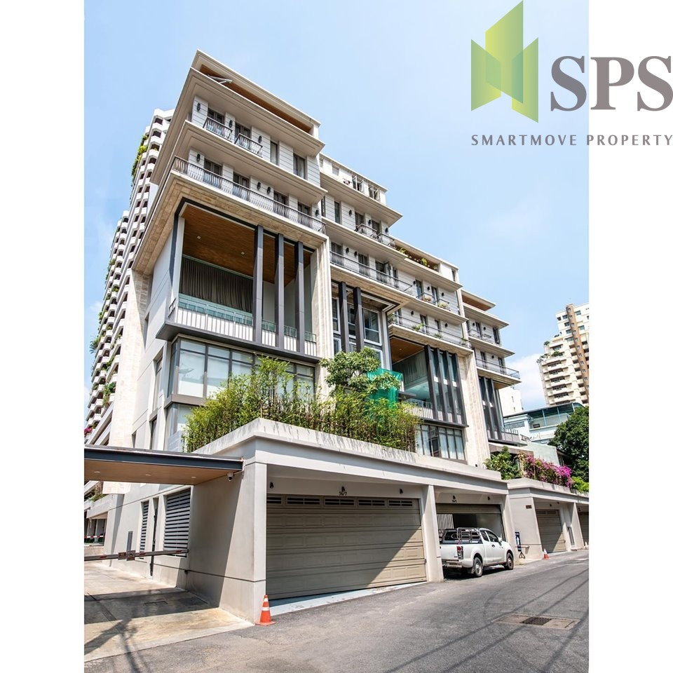 For Sale Luxury House at Sukhumvit 49/1 Near BTS Phrom Phong (Property ID: SPS-PA156)