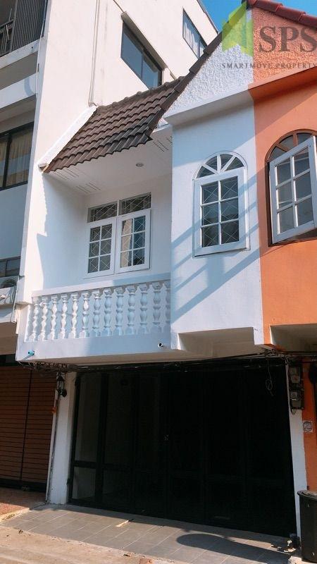 For Rent เช่าทาวน์เฮ้าส์ ซอยสุขุมวิท 101/1 (Property ID: SPS-PA159)