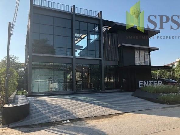 ขายออฟฟิศสำนักงานตกแต่งสวย ในซอยศรีด่าน ถนนศรีนครินทร์ For Sale Office at Soi Sridan Srinakarin Rd.,(Property ID: SPS-PPE288)