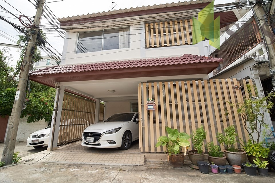 For Rent House Rama 3 บ้านให้เช่าพระราม 3 ถนนนางลิ้นจี่ ( SPSPE326)