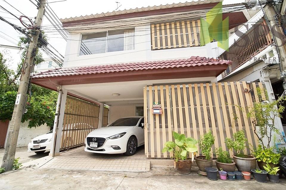 For Rent Townhouse Rama 3 ทาวน์เฮาส์ให้เช่า พระราม 3 ( SPSPE235)