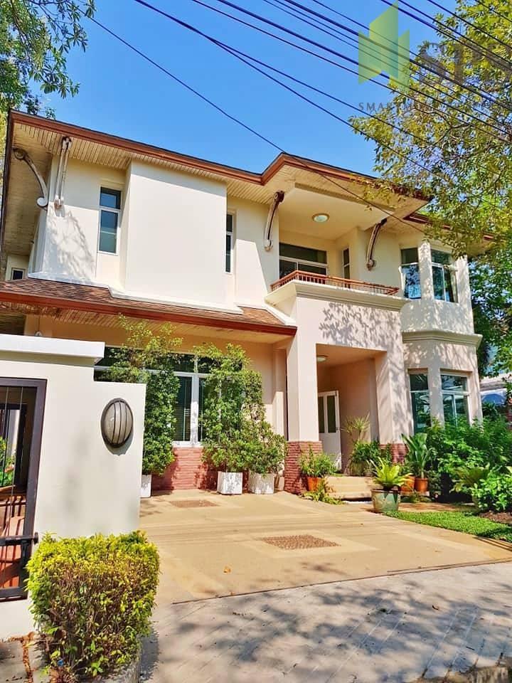 For Rent Single house Anaville Suvarnabhumi บ้านเดี่ยวให้เช่าโครงการ อนาวิลล์ สุวรรณภูมิ ( SPSPE270)