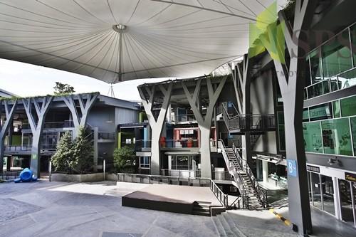 พื้นที่สำนักงานให้เช่าอาคารธัญญาพาร์ค ถนนศรีนครินทร์ Office space Srinakarin Rd., ( SPSPE328)