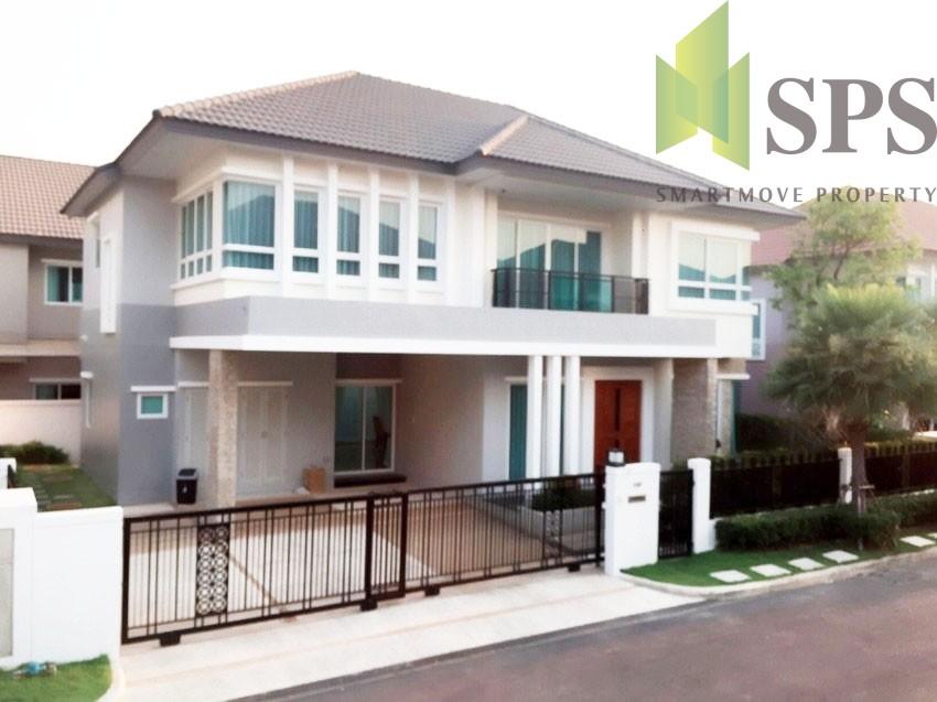 ขาย/ให้เช่า บ้านเดี่ยวโครงการ แกรนด์ บางกอก บูเลอวาร์ด พระราม9-ศรีนครินทร์ Grand Bangkok Boulevard Rama 9 – Srinakarin ( SPSPE239)