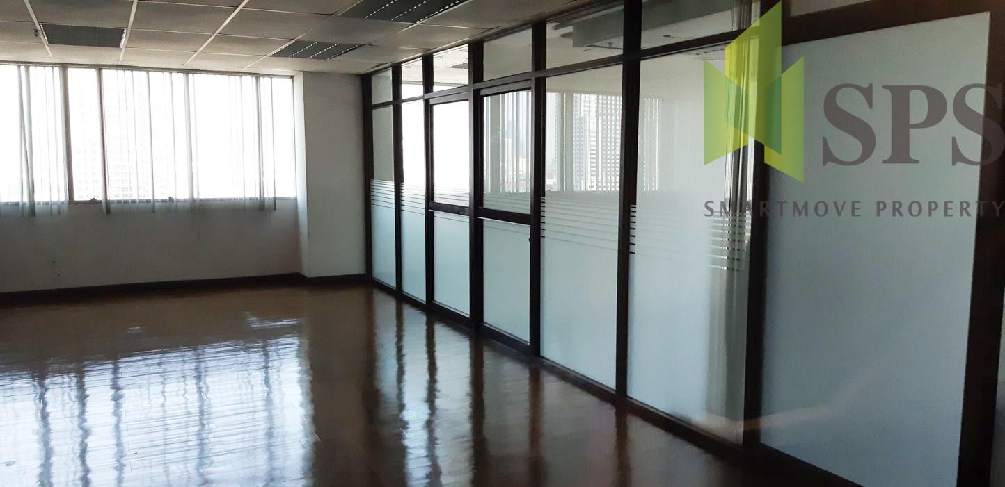 พื้นที่สำนักงานให้เช่าอาคาร เจ เพลส ทาวเวอร์ ถนนนางลิ้นจี่ J Press Tower ( SPSPE330)