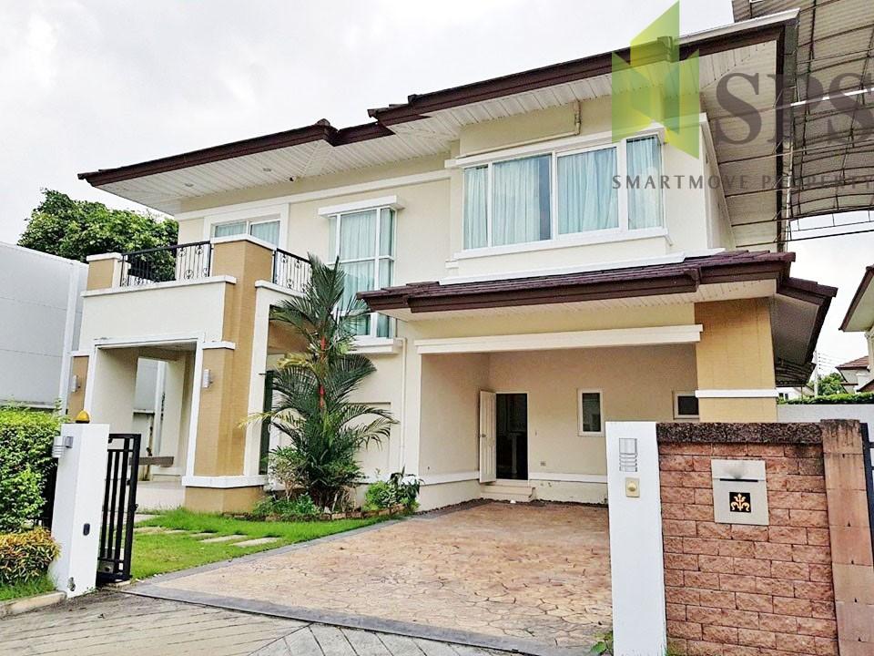 ขาย บ้านเดี่ยว 2ชั้น หมู่บ้าน Palazzo สุขสวัสดิ์- พระราม3 (Property ID: SPS-PA231)
