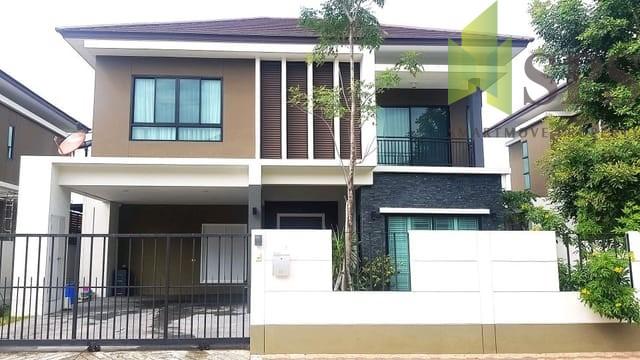 For Sale Single House in Villa Arcadia Srinakarin (Property ID: SPS-PA183)