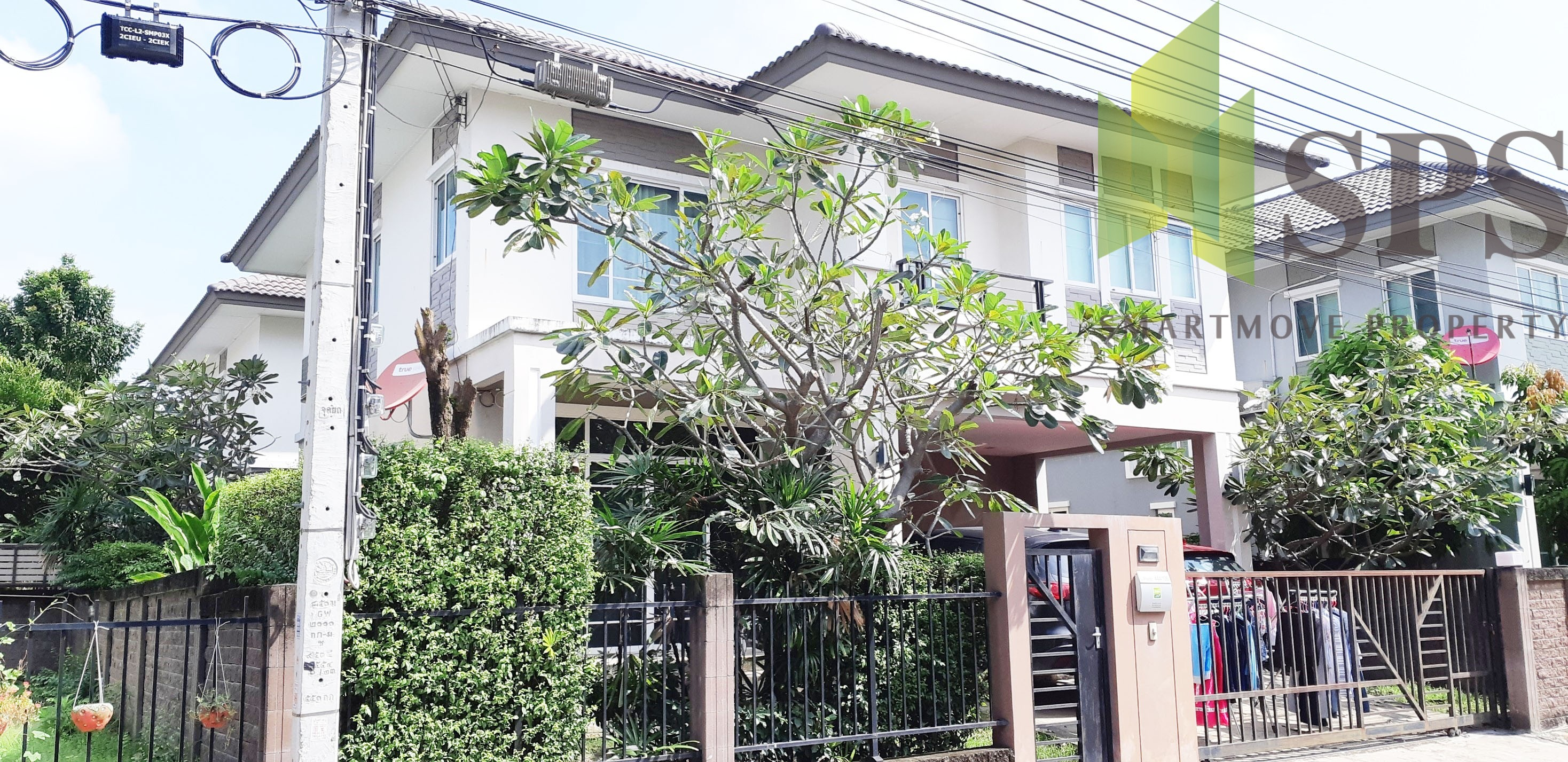 For Sale Single House The Plant Thepharak-Bangna (Property ID: SPS-PA265)