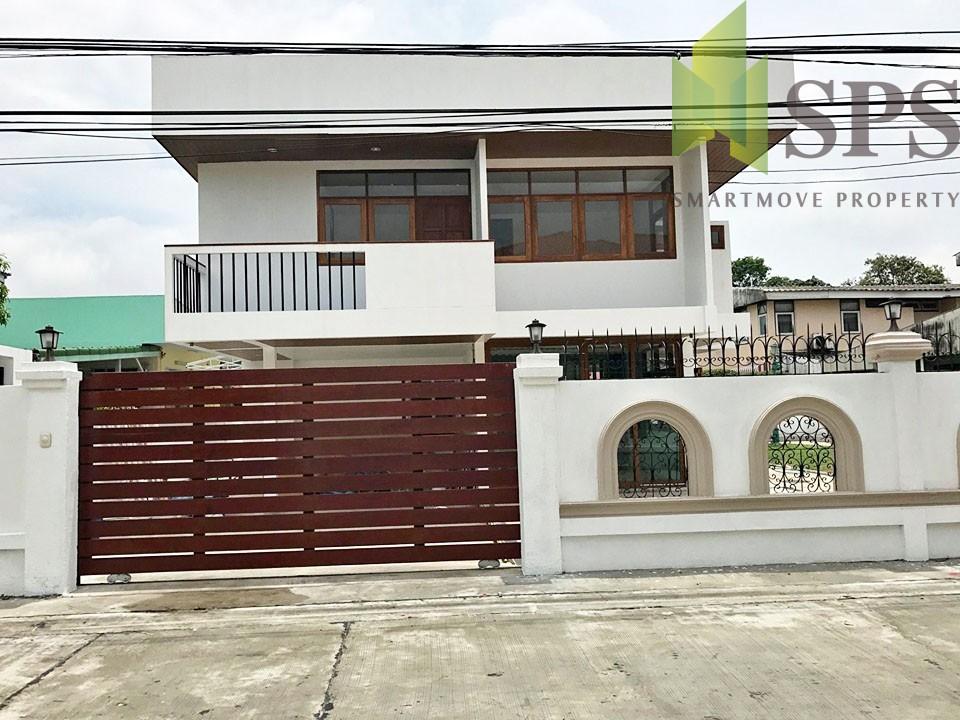 For Rent Home office ให้เช่า บ้านเดี่ยว สามารถทำโฮมออฟฟิศได้ ในซอยทิพวัล เทพารักษ์ (Property ID: SPS-PA189)