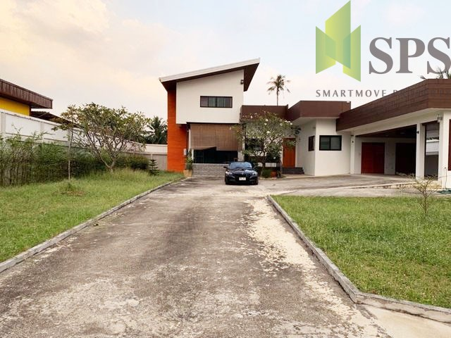 For Rent ให้เช่า บ้านเดี่ยว หมู่บ้านเรืองอนันต์ เพชรเกษม 64 (Property ID: SPS-PA194)