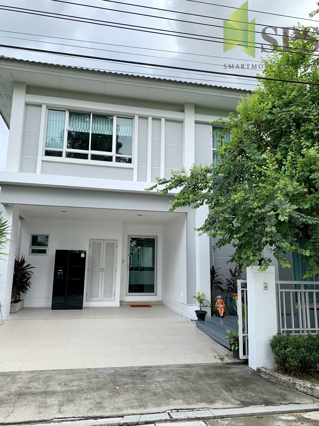 For Rent Single House Life Bangkok Boulevard Wongwaen-Onnut 2  (Property ID: SPS-PA197)