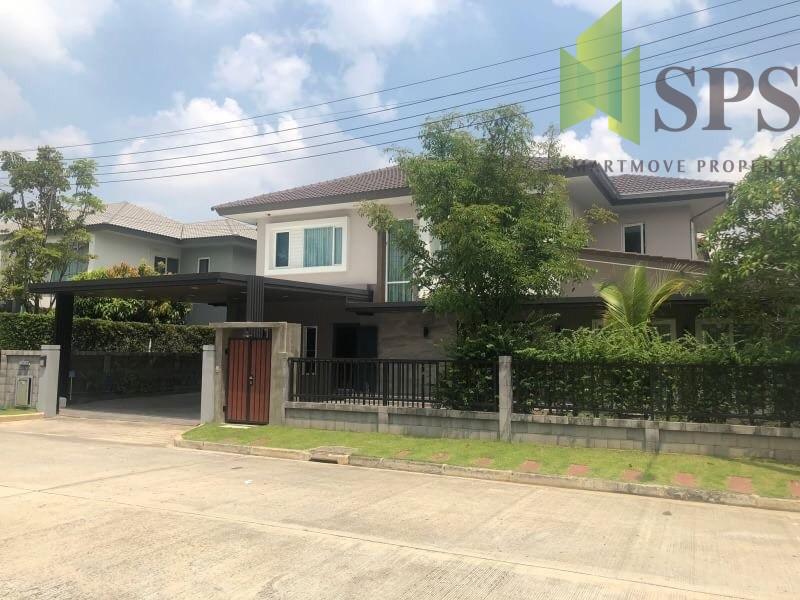 For Sale Single House ขาย บ้านเดี่ยว หมู่บ้านวรารมย์พรีเมี่ยม จตุโชติ เอกมัย-รามอินทรา (Property ID: SPS-PA182)