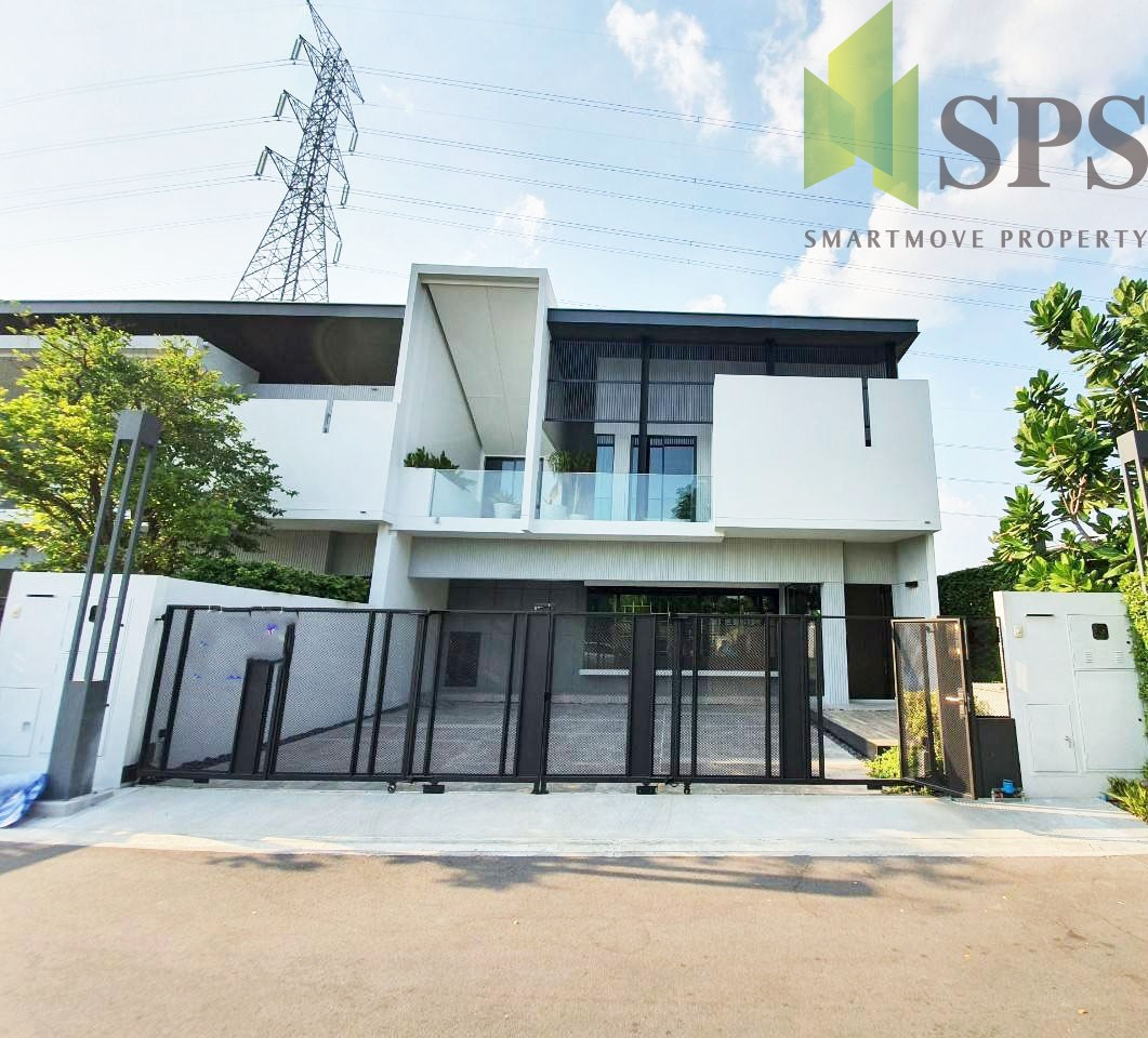 For Rent House VIVE Bangna KM.7 near Mega Bangna ( SPSPE317)