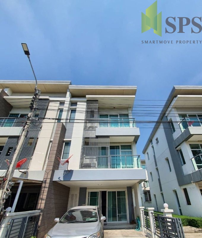 For Rent Townhome Town Avenue Srinakarindra Onnut 68( SPSPE334)